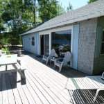 Rock Point Cottage on Somes Sound