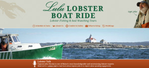 Lobster Boat Tours