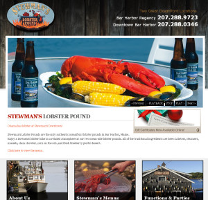 Stewmans Lobster Pound